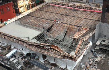 Causes Of Formwork Failures Civil Engineering Forum