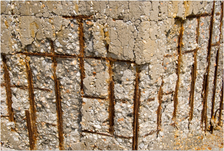 Structural Damage Caused By Reinforcement Corrosion Civil Engineering Forum