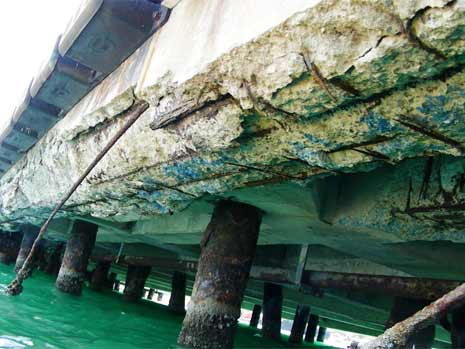 concrete durability civil engineering forum