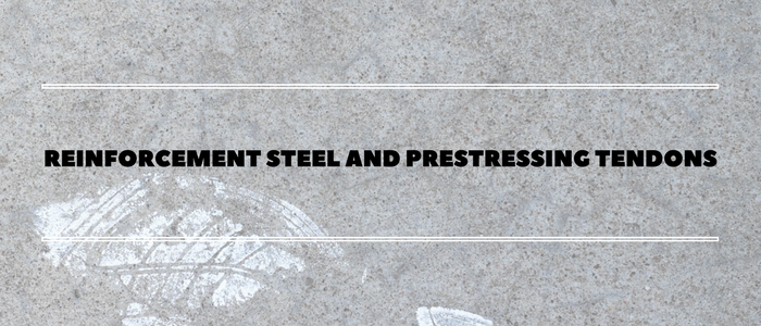 Reinforcement Steel and Prestressing Tendons