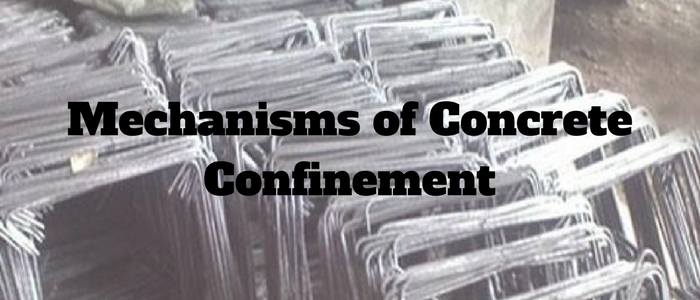 Mechanisms of Concrete Confinement