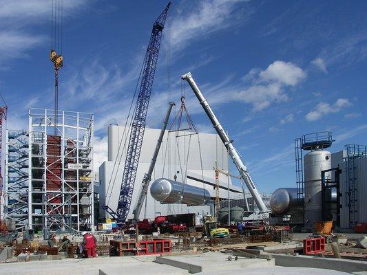 construction plant